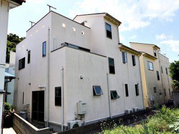 横須賀市O様邸外壁塗装前