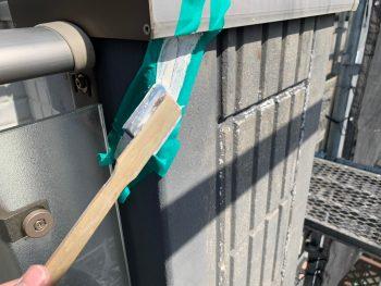 横浜市栄区C様邸外壁クラック補修なびき