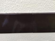 横浜市戸塚区H様邸幕板塗り替え完了