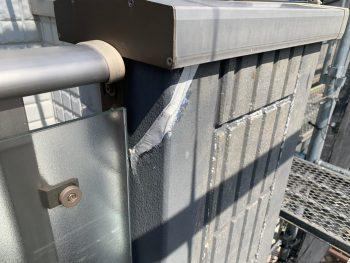 横浜市栄区C様邸外壁クラック補修完了