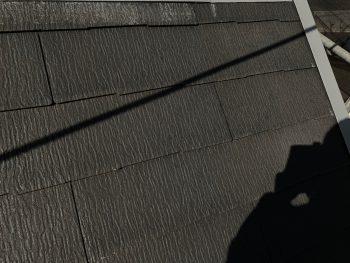 屋根塗装前 横浜市栄区戸建住宅