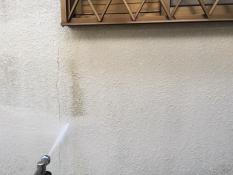 横浜市戸塚区H様邸 外壁高圧洗浄