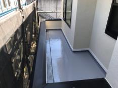 横浜市栄区K様邸FRP防水保護塗装完了