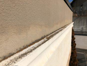 横浜市栄区K様邸外壁塗り替え前