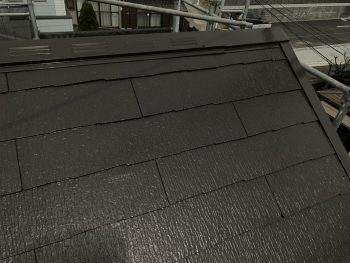戸建住宅塗り替えリフォーム屋根施工後