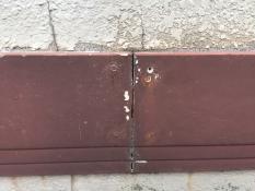 住宅塗装 幕板 施工前