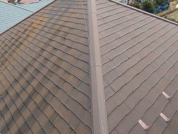横浜市鶴見区W様邸屋根塗装前