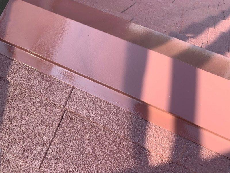 横須賀市O様邸屋根塗装後