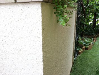 横浜市戸塚区H様邸外壁塗装後1年点検