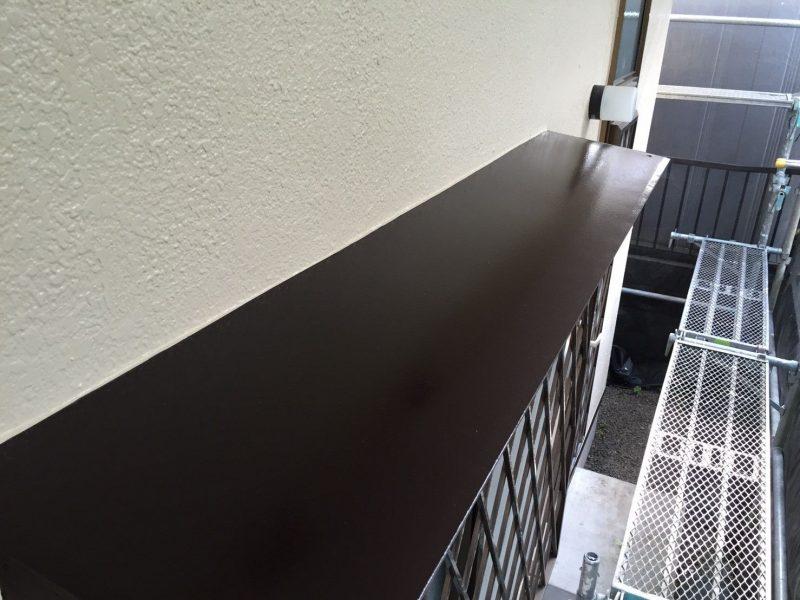 横浜市戸塚区H様邸外壁塗装後