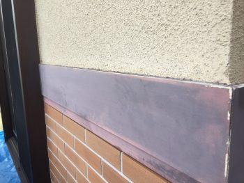 横浜市鶴見区W様邸幕板塗装前