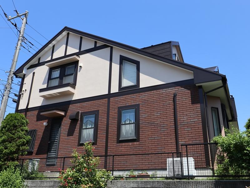 外壁塗り替え 横浜市S様邸