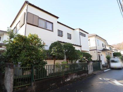 横浜市港南区N様邸施工事例|外壁塗装 屋根塗装 付帯部塗装