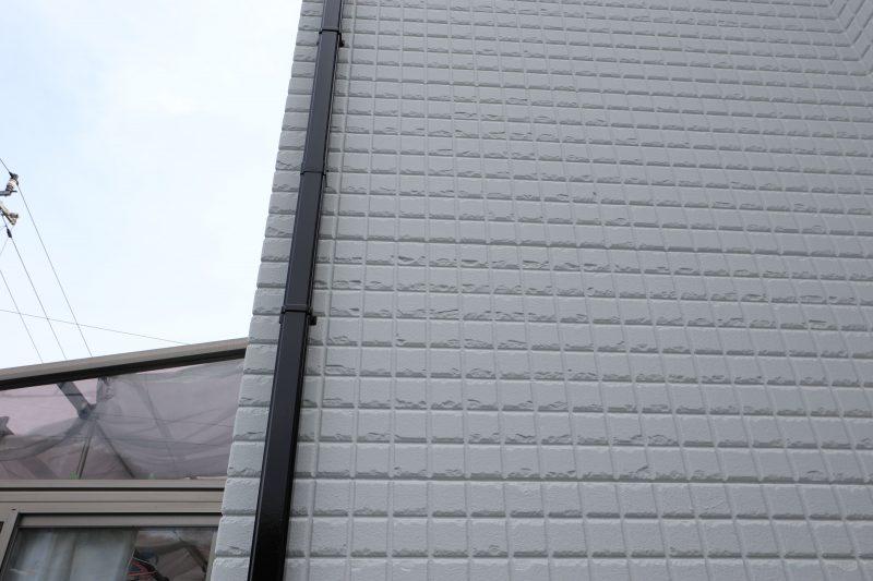 横浜市栄区C様邸インディフレッシュセラ外壁塗装後