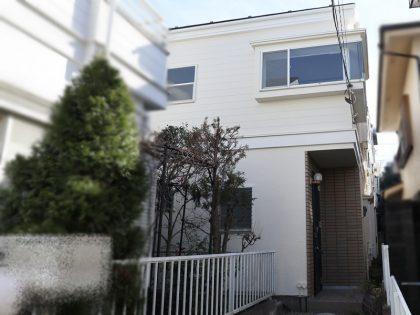 横浜市神奈川区O様邸施工事例|外壁塗装 屋根塗装 付帯部塗装