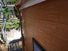 横浜市栄区A様邸竪樋塗装後