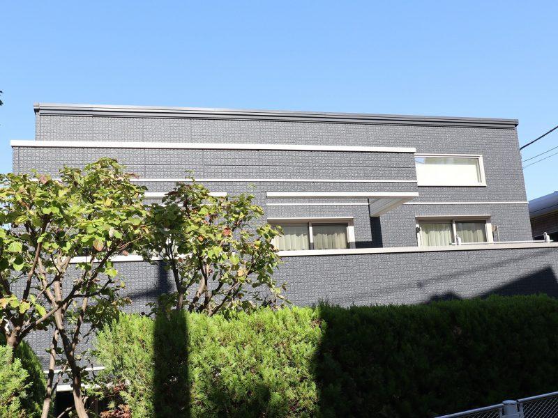 横浜市港北区G様邸外壁塗装後