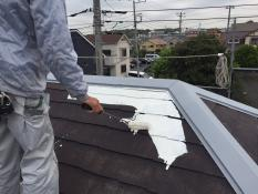 屋根下塗り 専用塗料