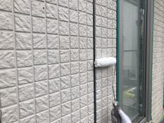 横浜市港北区G様邸外壁塗装下塗り