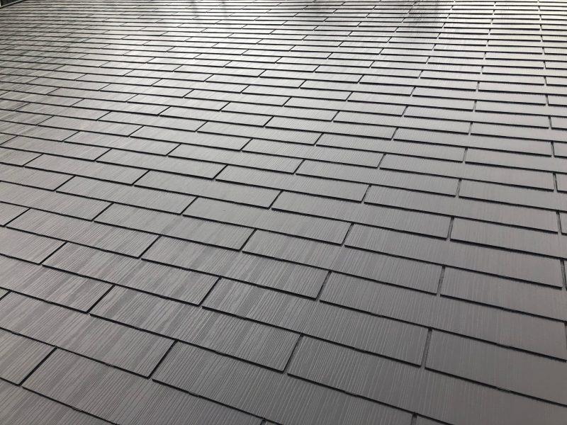 横浜市港北区G様邸屋根塗装後