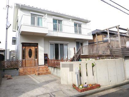 横浜市戸塚区Y様邸施工事例|ダイヤモンドコート外壁塗装