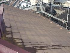 屋根塗装 横浜市栄区 施工前