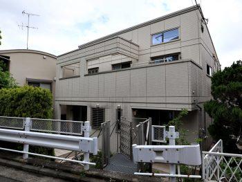 横浜市港北区G様邸外壁塗装前