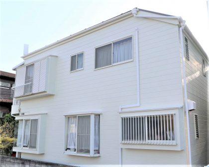 横浜市保土ヶ谷区S様邸施工事例|外壁塗装 屋根塗装 付帯部塗装