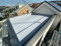 屋上防水保護塗装 施工後 横浜市
