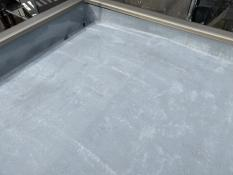 屋上防水保護塗装 施工前 横浜市