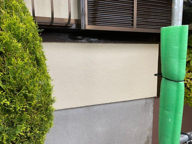 横浜市栄区Y様邸外壁塗装施工後