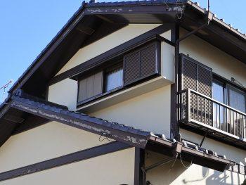 横浜市栄区Y様邸外壁塗装前画像