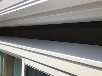 横浜市栄区F様邸出窓天端塗装後