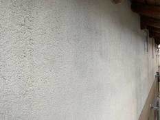 横浜市栄区S様邸外壁2階部分インディフレッシュセラ施工前