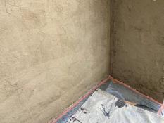 横浜市栄区S様邸塀塗装施工前
