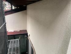 横浜市港南区N様邸外壁塗装施工前