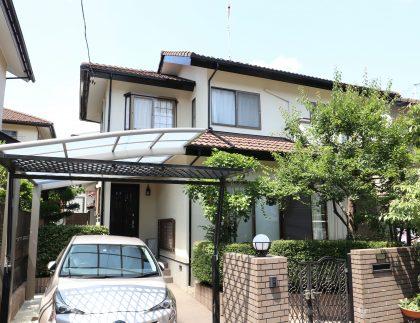 横浜市戸塚区F様邸施工事例|パーフェクトセラミックトップG外壁塗装