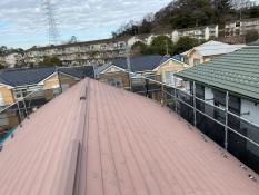 横浜市栄区S様邸屋根塗装前