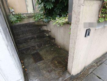 横浜市栄区S様邸外壁塗装施工前