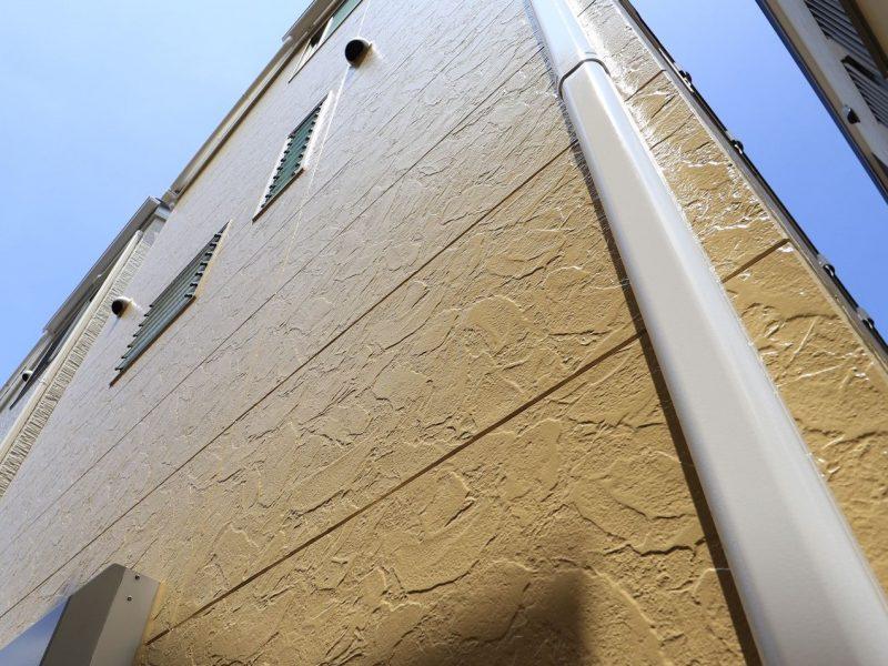 横浜市西区K様邸ダイヤモンドコート外壁塗装後