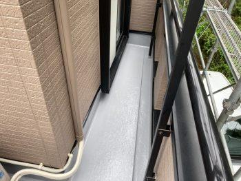 横浜市南区Y様邸FRP防水保護塗装完了