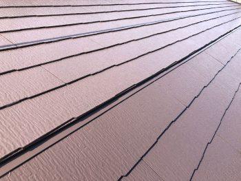 横浜市西区K様邸屋根塗装後