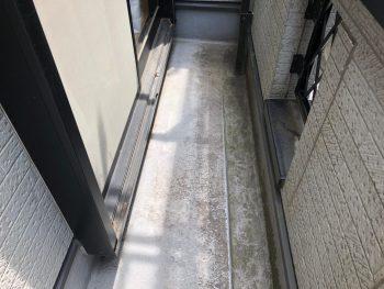 横浜市南区Y様邸FRP防水保護塗装前