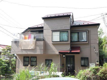 横浜市南区Y様邸施工事例|パーフェクトセラミックトップG外壁塗装