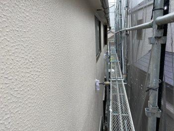 横浜市港南区I様邸外壁塗装後