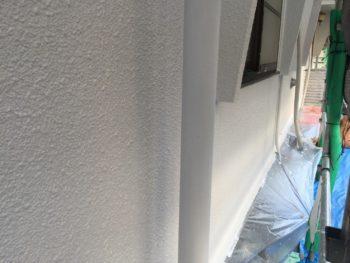 横浜市南区M様邸雨樋塗装前