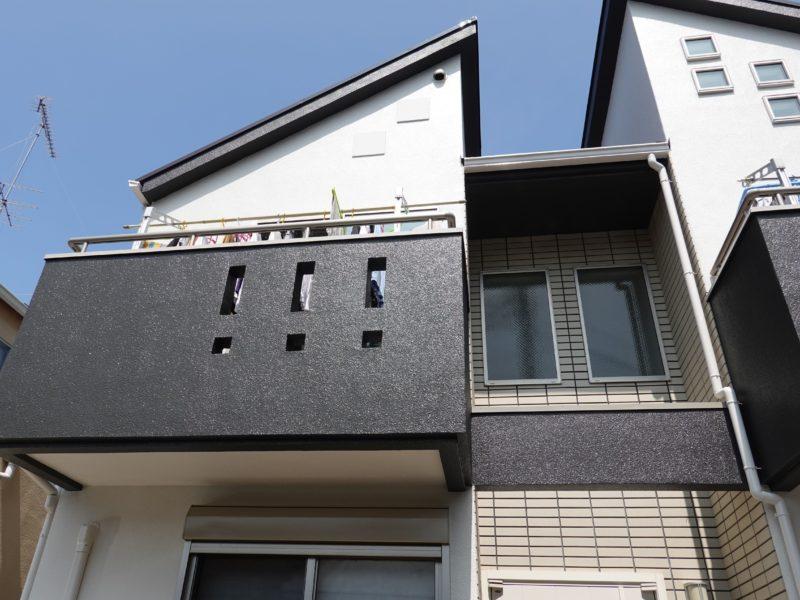 横浜市港南区T様邸住宅塗替え後