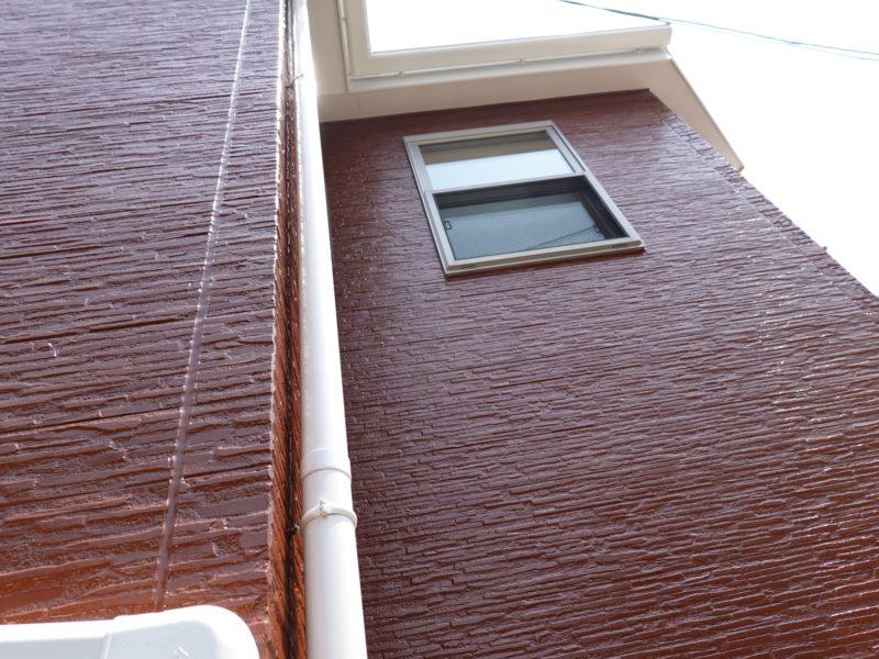横浜市磯子区Y様邸ダイヤモンドコート外壁塗装施工後画像