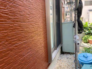 横浜市磯子区Y様邸外壁塗装施工後