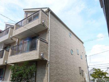 横浜市港南区N様邸外壁塗装前画像
